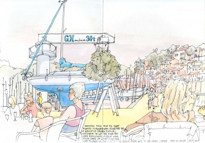 Port de Soller 20 July 2013