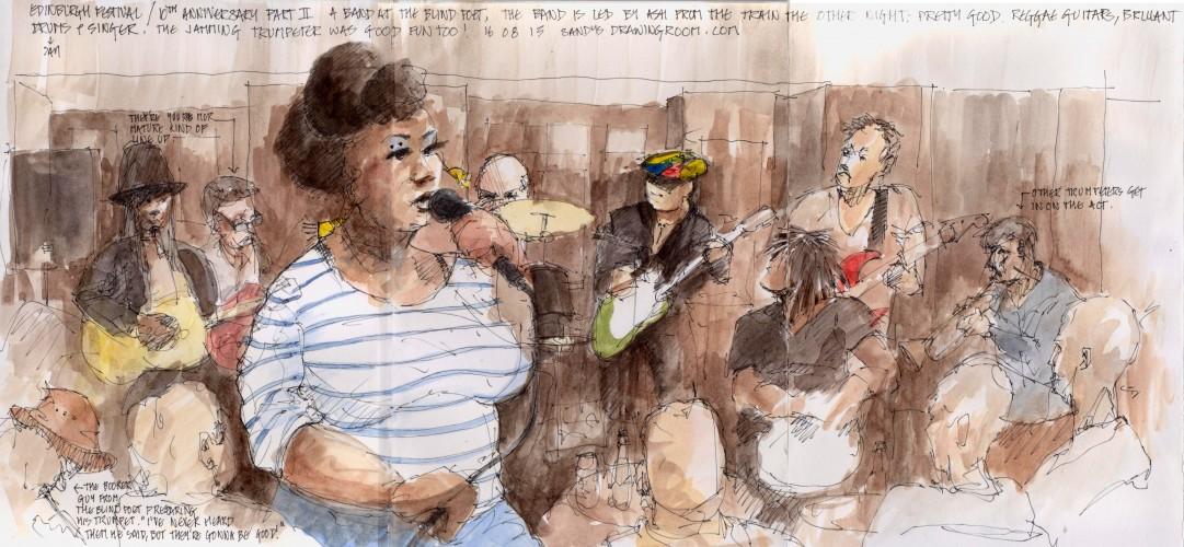 Blind Poet 16 August 2013