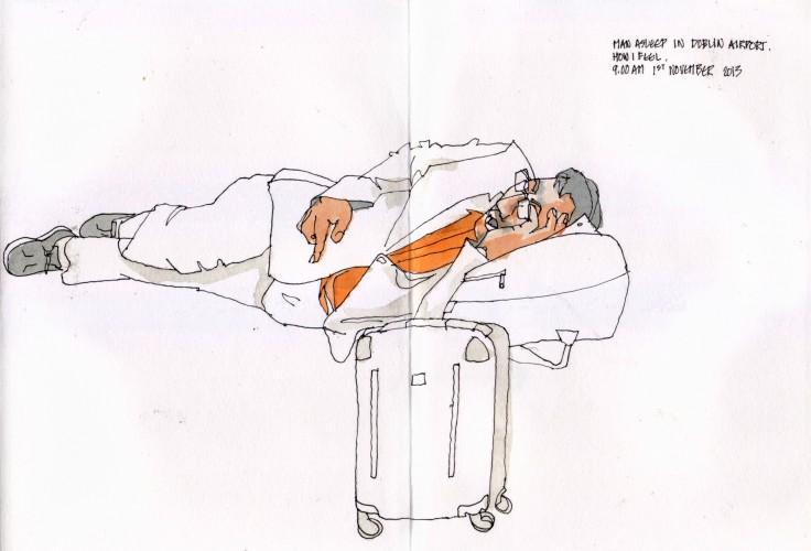 16-Man asleep-1 Nov