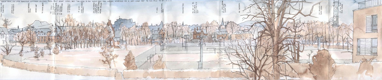 edinburgh skyline 010114