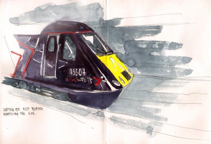 train 15 September 2014