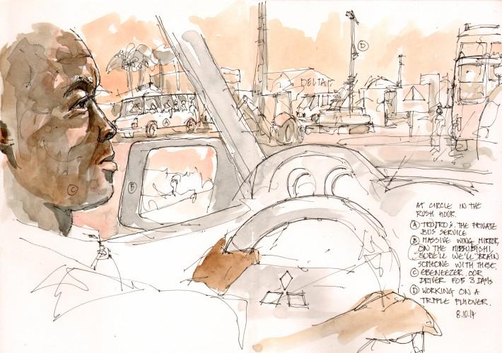 Accra 8 - 8 October 2014
