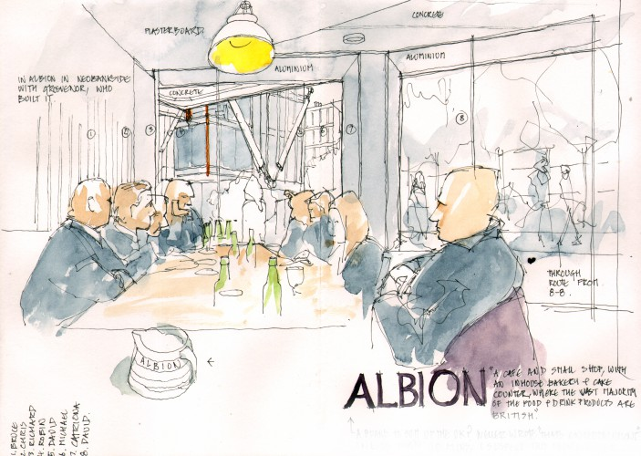 Albion - 22 October 2014