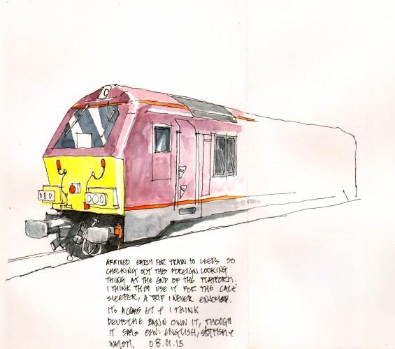 class 67 - 8 December 2015