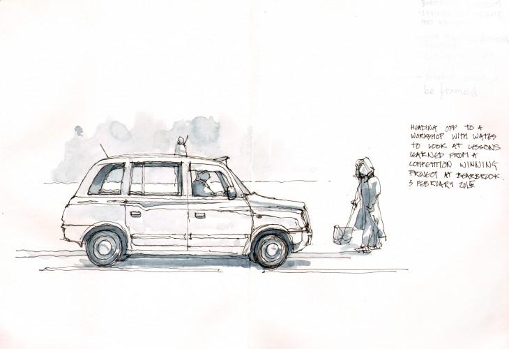 Taxi - 3 February 2015