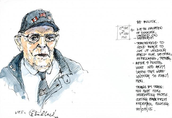 Ted Bullock - 30-3-15