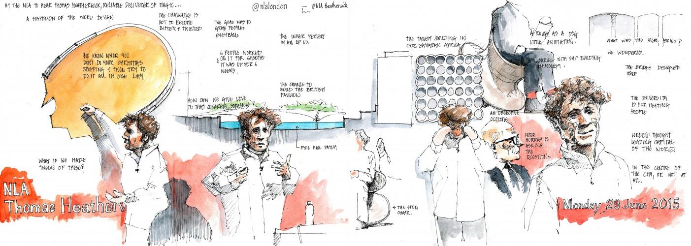 Thomas Heatherwick - 29 June 2015