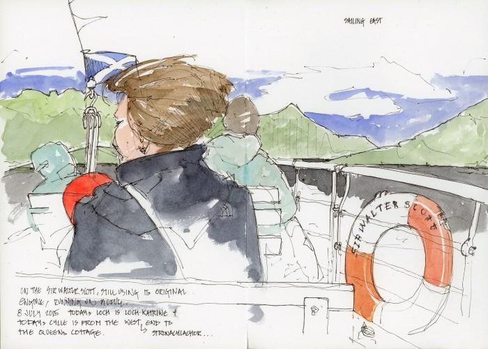 150708 - Loch Katrine