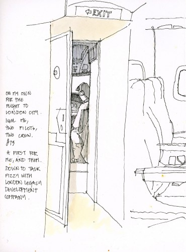 plane alone - 22 December 2015