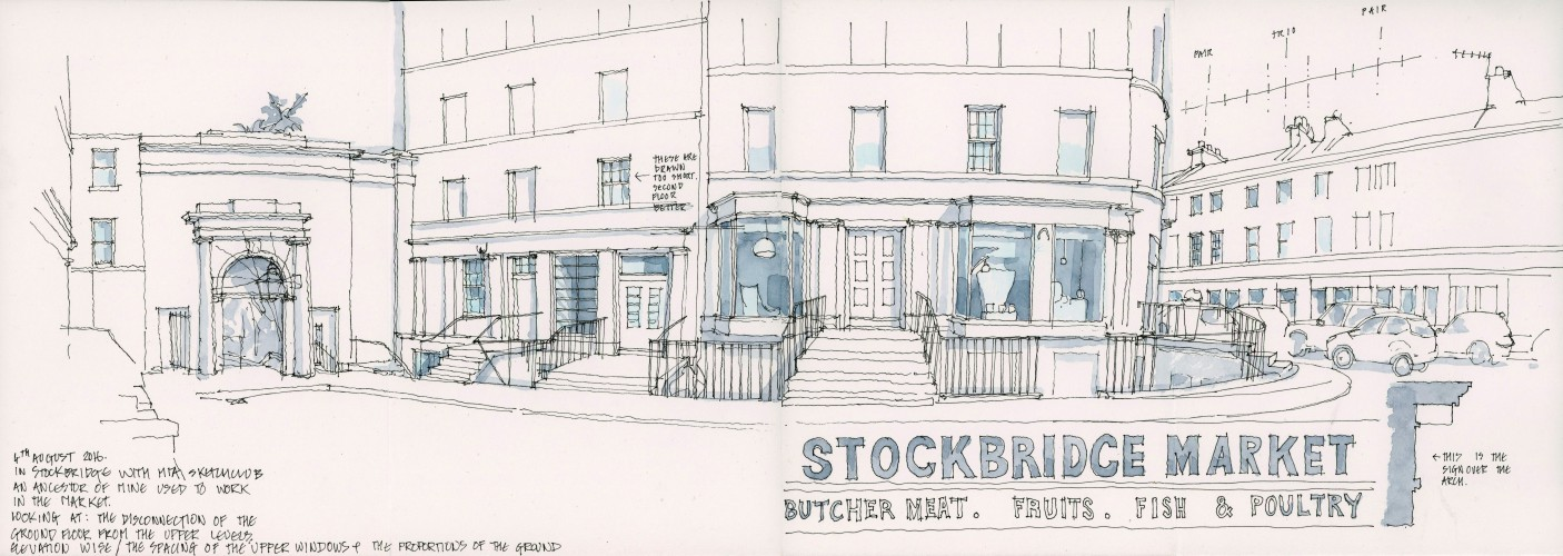 Stockbridge Market - 4 August 2016