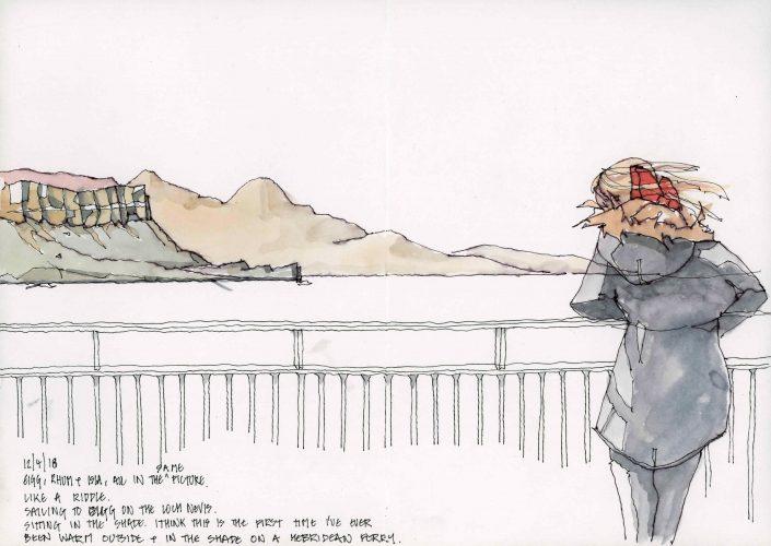 180412 - Isla Eigg Rum