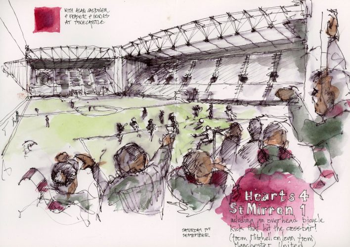 hearts august 2018